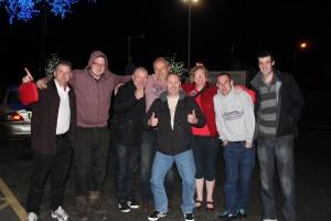 Ford Capri Club NZ Visit 2